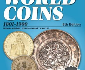 Каталог KRAUSE 2016 Standard Catalog of World Coins 19th Century 8th Edition 1801-1900